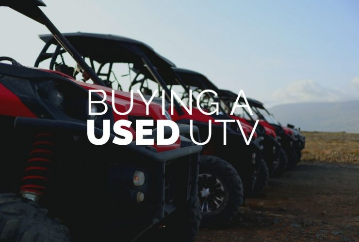 Buying a Used UTV