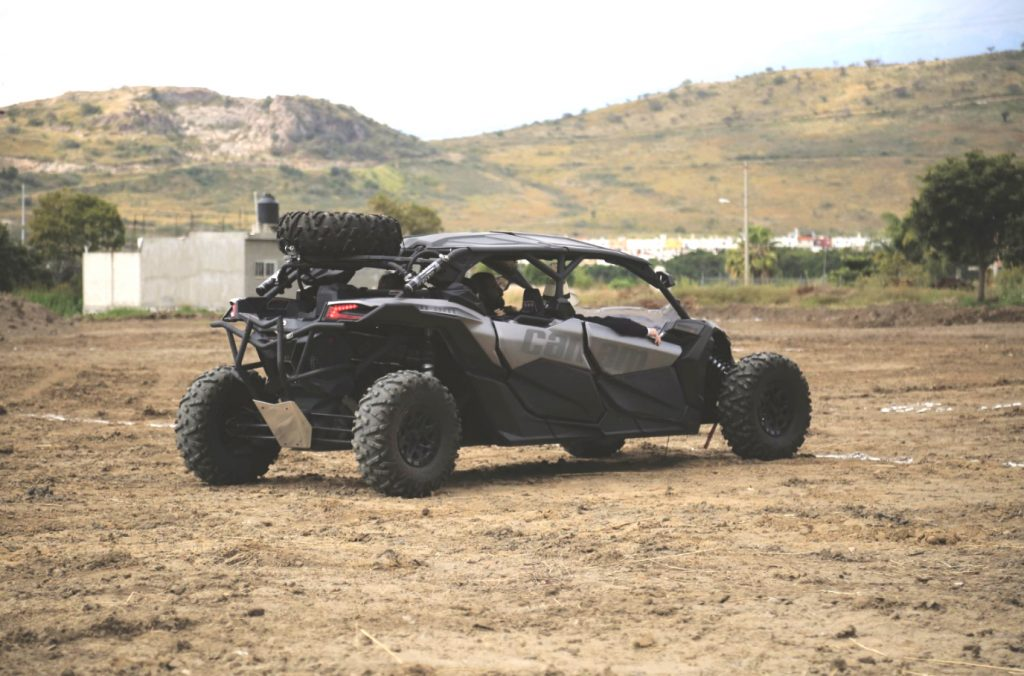 Can-Am 4 Seater UTV