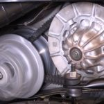 CVT Transmission and Clutch on a UTV