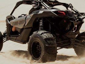 Can Am sand tires