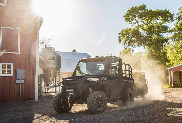 Polaris Ranger XP 1000 NorthStar