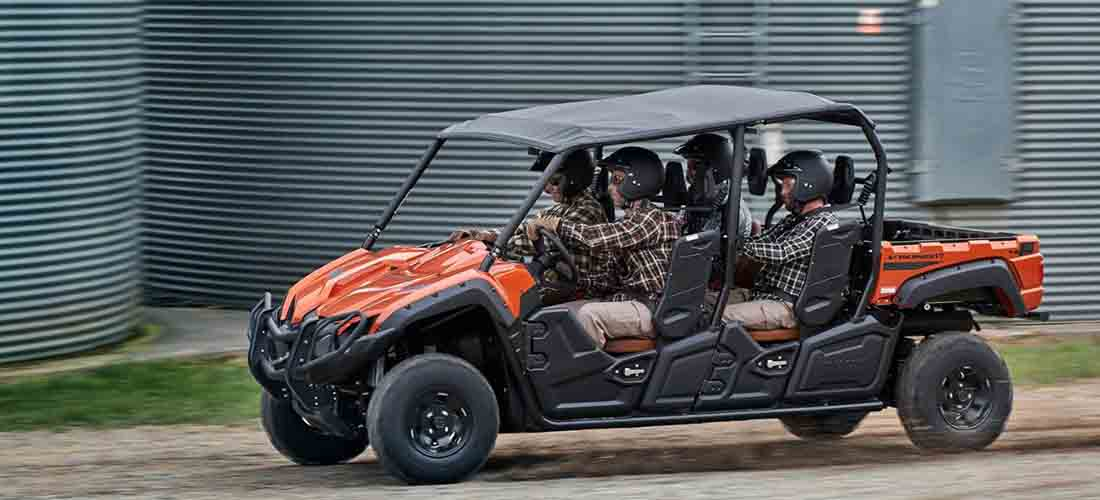 Yamaha Viking 6 Seater UTV
