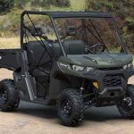 3 Seater Can-Am Defender UTV Side by Side