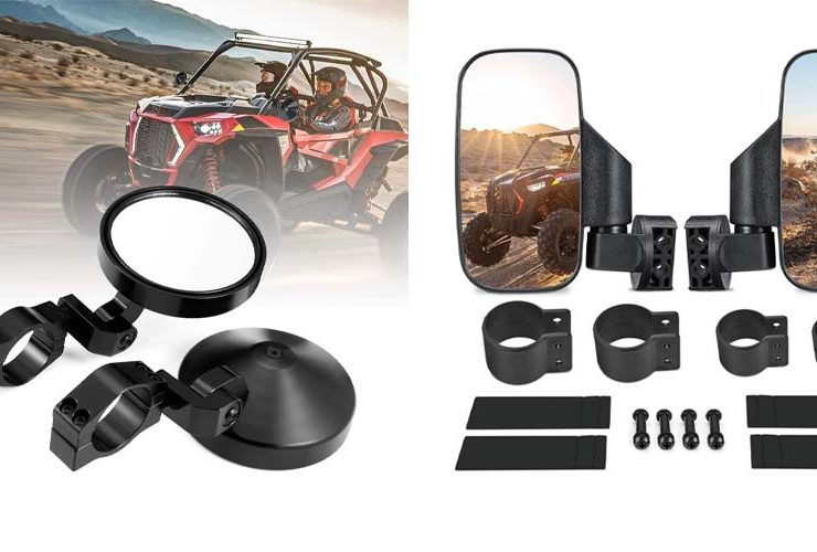UTV Side View Mirrors