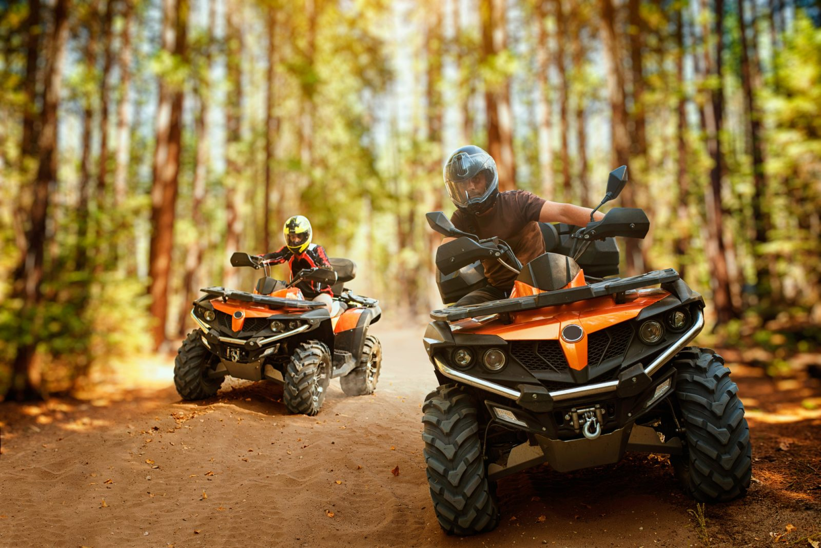 atv with largest towing capacity