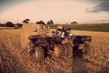 atvs for farm and work use